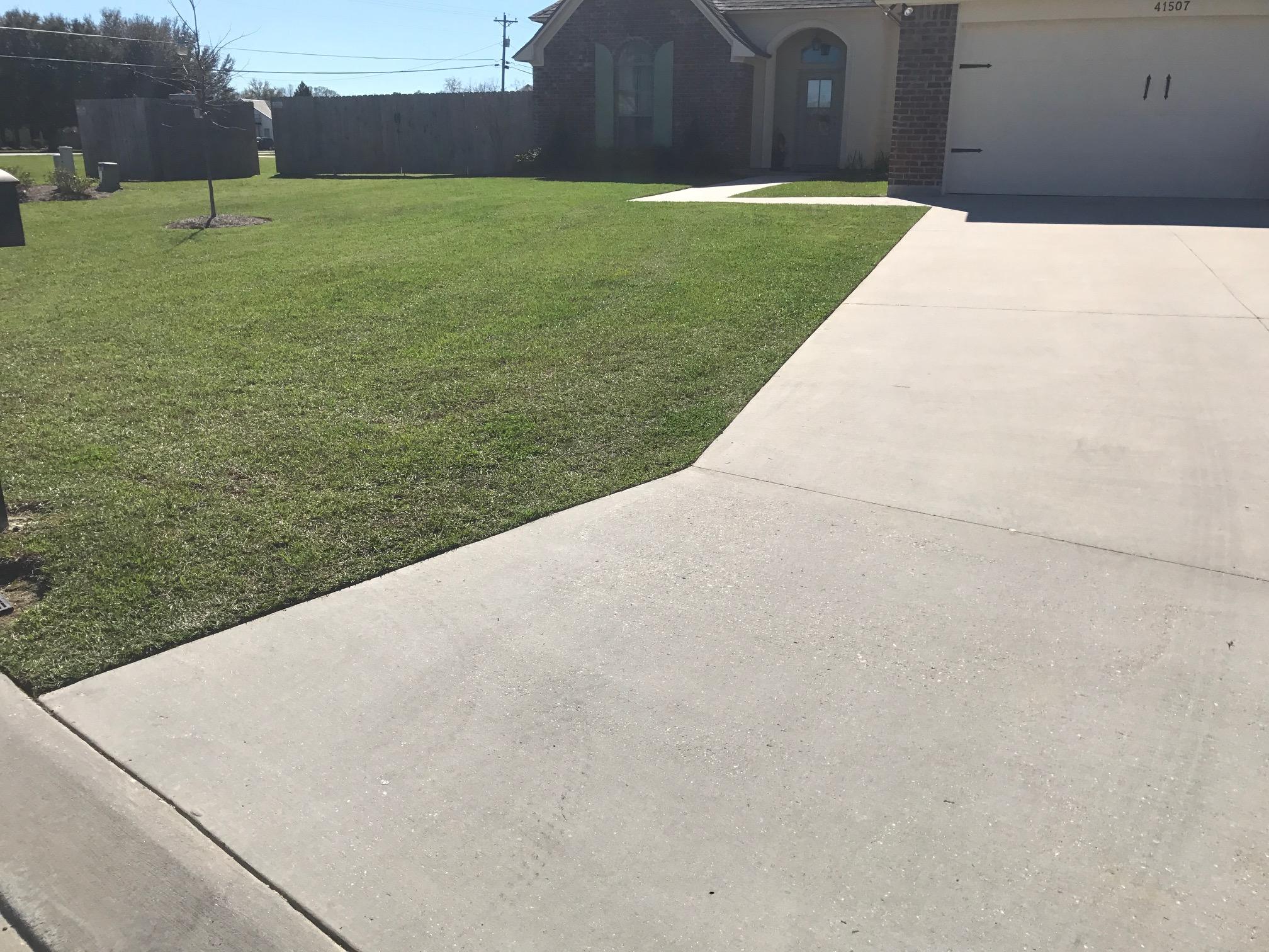 Lawn Service Prairieville, LA